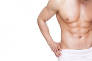Lipofilling / Eigenfettbehandlung beim Mann